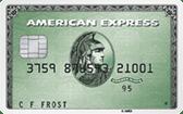 American Express Green