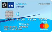 SAS Eurobonus World Premium Mastercard