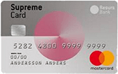 Supreme Card Woman