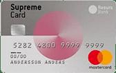 Supreme Card Woman